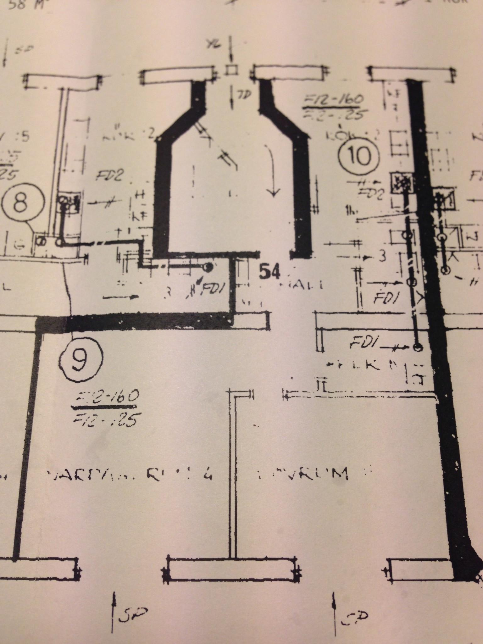 Renovering av en lägenhet (59kvm) i ett landshövdingehus