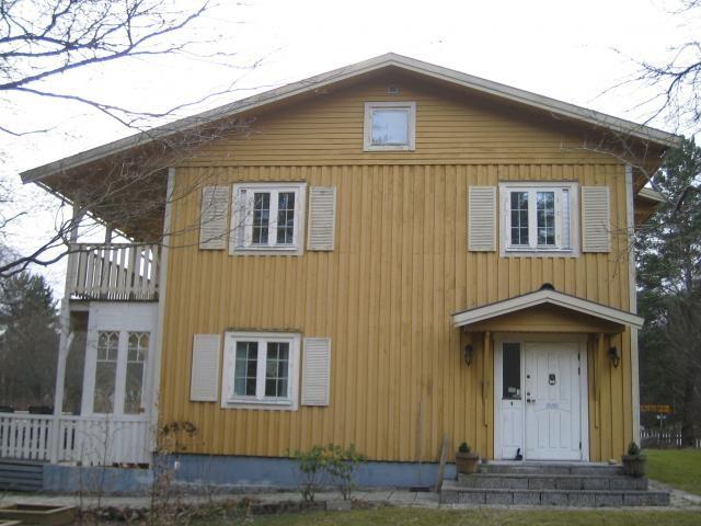 måla huset kostnad