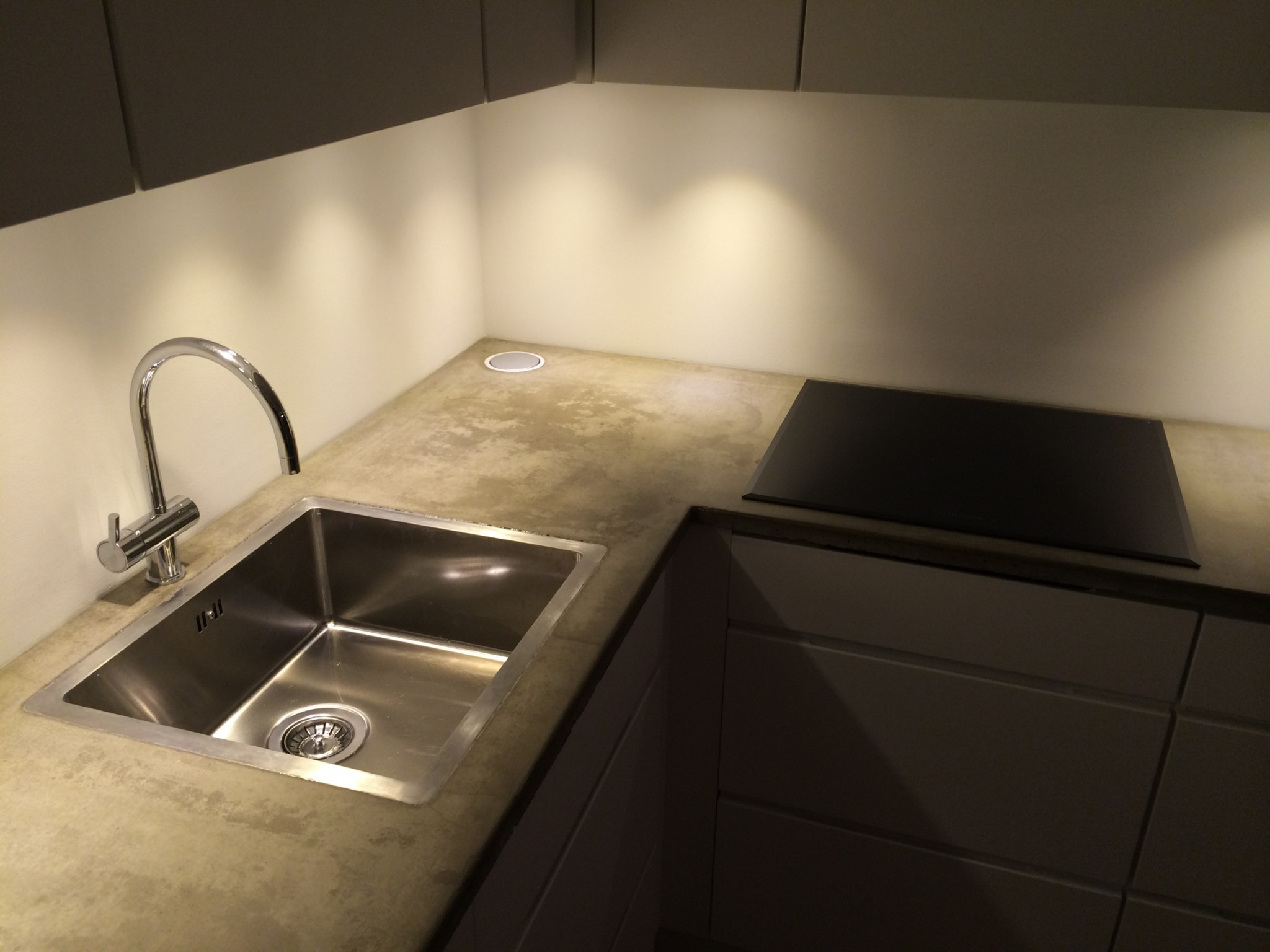 Betong Bankskiva Kok : problem vattenglas bonkskiva betong  Sida 2